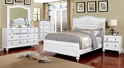 Bedroom Furniture Types Luxury Classic White Bedroom ...