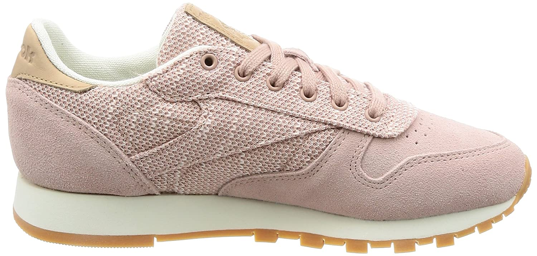 Womens Cl Leather Ebk Gymnastics Shoes Reebok ULdJgk
