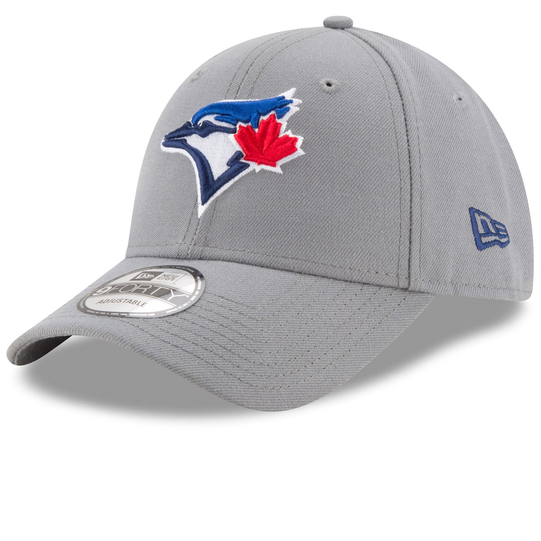 innovative design b6e58 8562e Toronto Blue Jays The League Storm 9FORTY Adjustable Hat - Size One Size, Baseball  Caps - Amazon Canada
