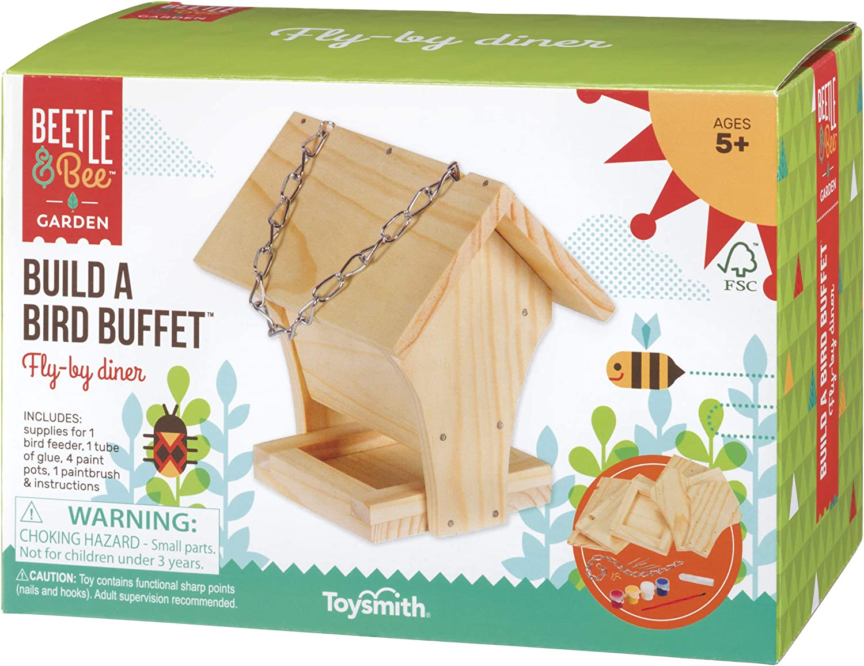 Toysmith 29545 Build A Bird Buffet