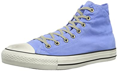 c52a2d0905340 Converse CT Well Worn Hi, Baskets Basses Mixte Adulte, Bleu, 36.5 EU