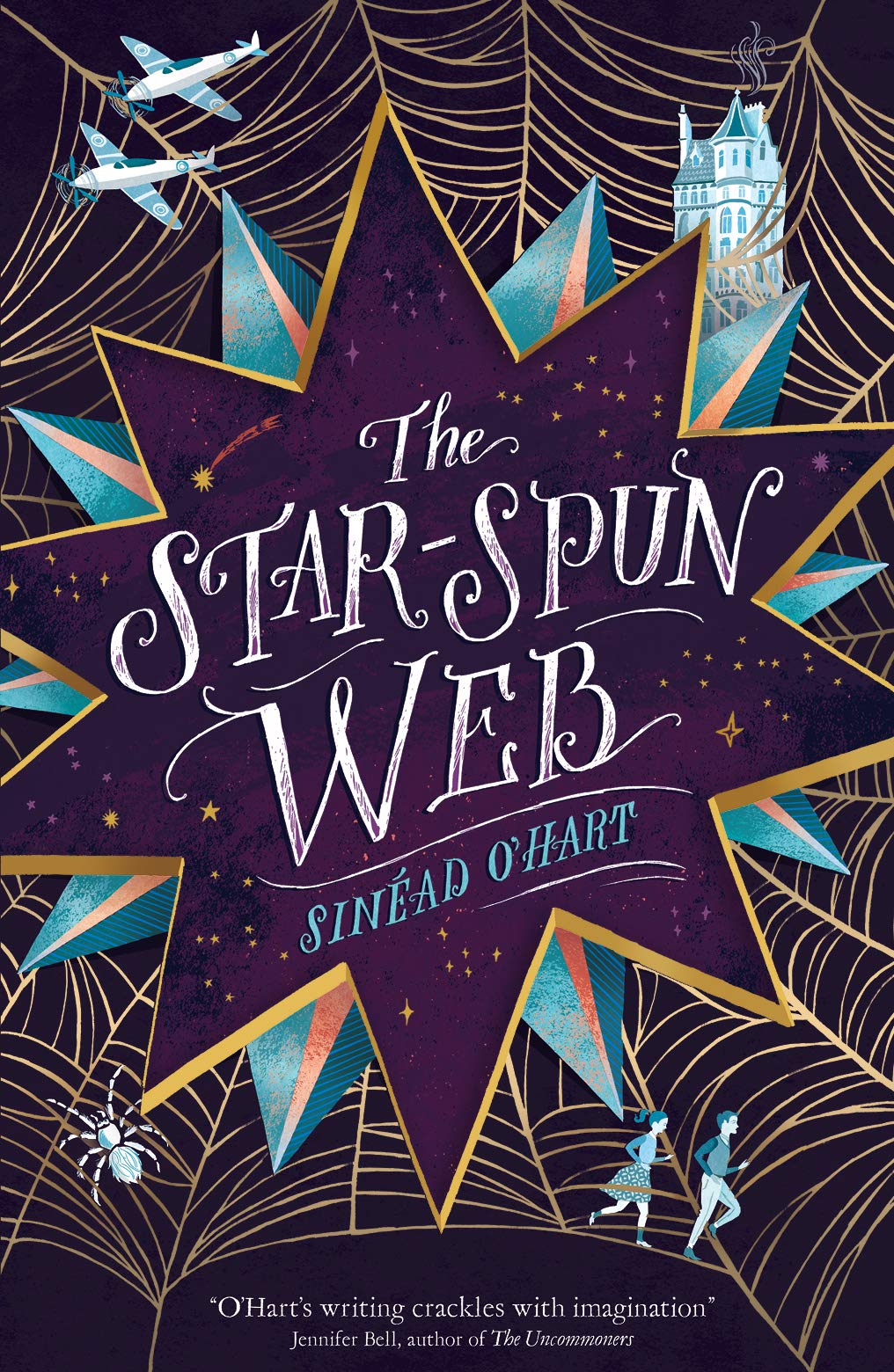 Image result for star spun web