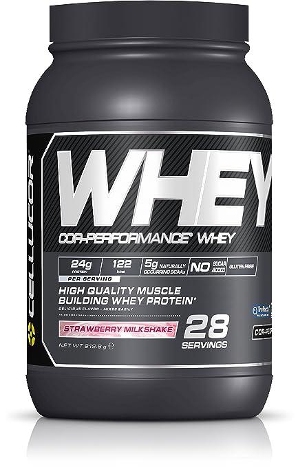 Cellucor - COR-Performance Whey - 100% proteína de suero de ...