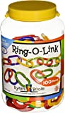 Small World Toys Ryan's Room Educational - Ring-O-Links 100 pc.