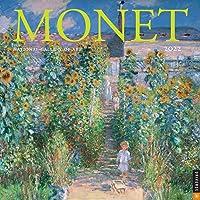 Monet 2022 Wall Calendar