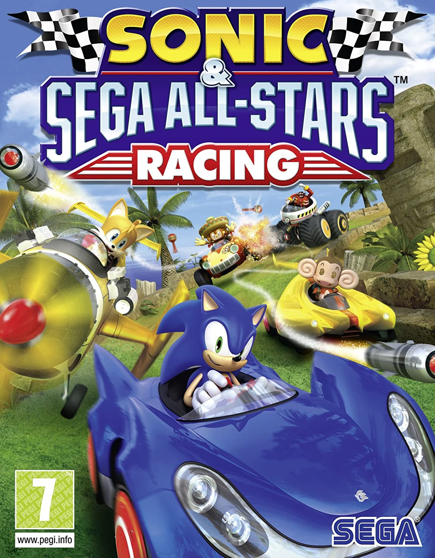 Sonic and Sega All-Stars Racing   RePack by Fenixx