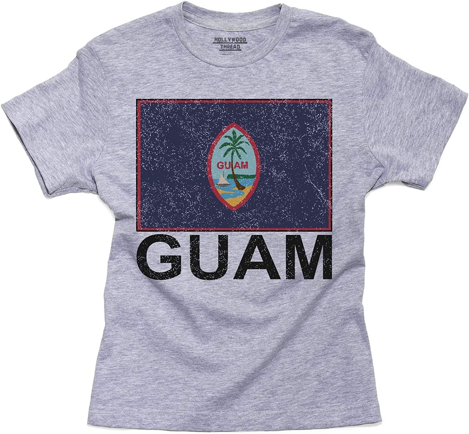 Custom Baby /& Toddler T-Shirt Guamanian American Cotton Boy Girl Clothes