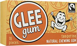 product image for Glee Gum Tangerine 16 Count - 12 Pack
