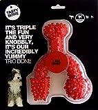 Tasty Bone Nylon Trio Chew Toy, Large