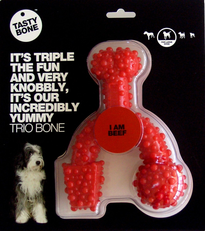 Tasty Bone Trio hueso