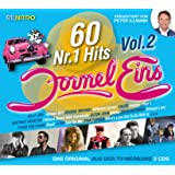 Formel Eins 60 Nr.1 Hits Vol.2 (3CD Digipack)