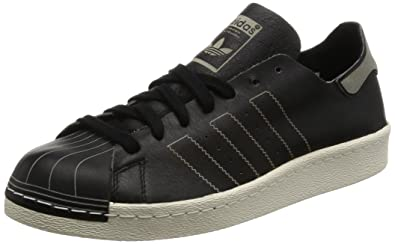 Amazon.com | adidas Unisex Adults Superstar 80s Decon Gymnastics Shoes | Fashion Sneakers