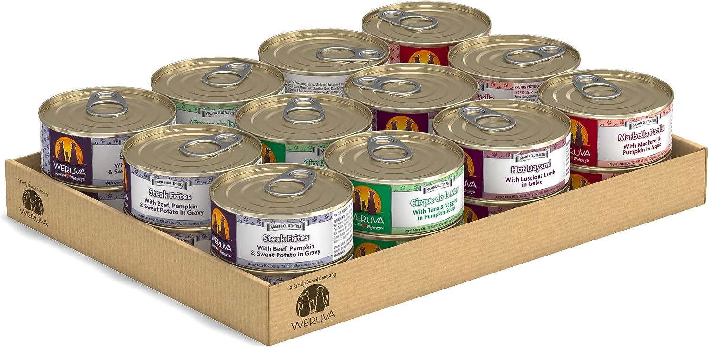 Weruva Grain-Free Canned Dog Food
