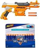 Nerf N Strike Elite Accustrike Series Falcon Fire - Blaster & Dart Combo