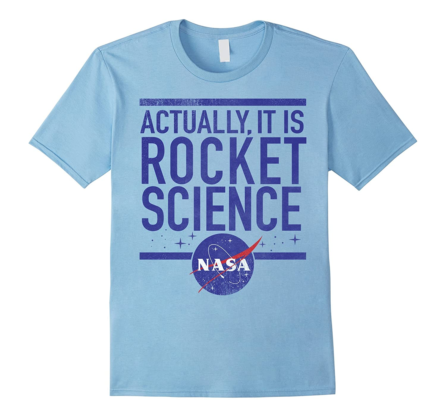 4397a261 ... 10% Polyester; All Other Heathers: 50% Cotton, 50% Polyester Imported  Machine wash cold with like colors, dry low heat. Officially Licensed NASA T -Shirt