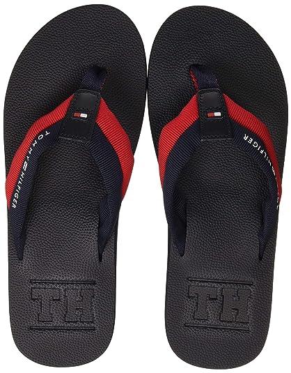 Tongs Tommy Hilfiger Essential Th Beach Sandal Midnight