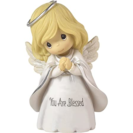 Precious Moments You are Blessed Angel Resin Home Decor Collectible Figurine 173017