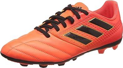 adidas Ace 17.4 FxG J, Chaussures de Football garçon: Amazon