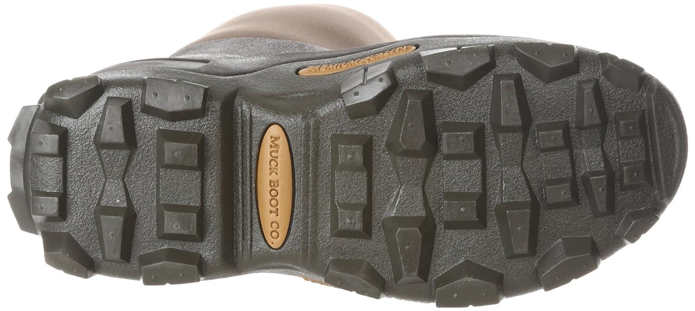 Muck Boots Wetlands Men, Botas de Agua Unisex Adulto, Marrón (Tan/Bark), 42 EU: Amazon.es: Zapatos y complementos