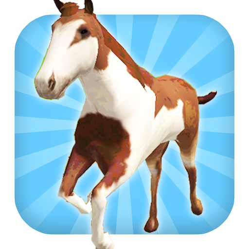 - A Horse Ride: Wild Trail Run & Jump Game