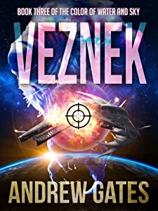 Veznek (The Color of Water and Sky Book 3)