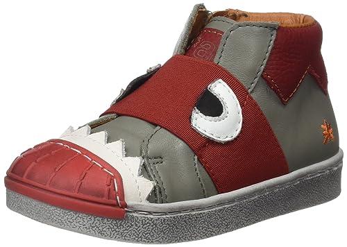 Art Kids A071, Botines para Niños, Gris (Humo), 32 EU: Amazon.es: Zapatos y complementos
