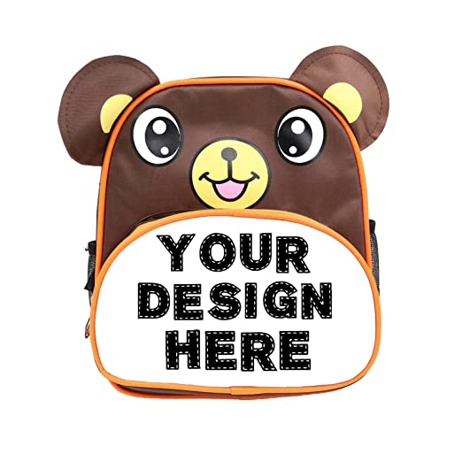 295f6e6745a8 MSles Customized Cartoon Bear Child School Bag Boy Preschool Kid Waterproof  Girl Backpack Carrying