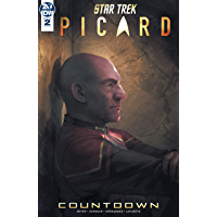 Star Trek: Picard—Countdown #2 (of 3) (English Edition)