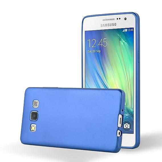sale retailer 1ab3d fb35b Amazon.com: Cadorabo Case Works with Samsung Galaxy A3 2015 in ...