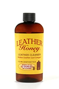 Leather Honey | Best Car Leather Cleaner