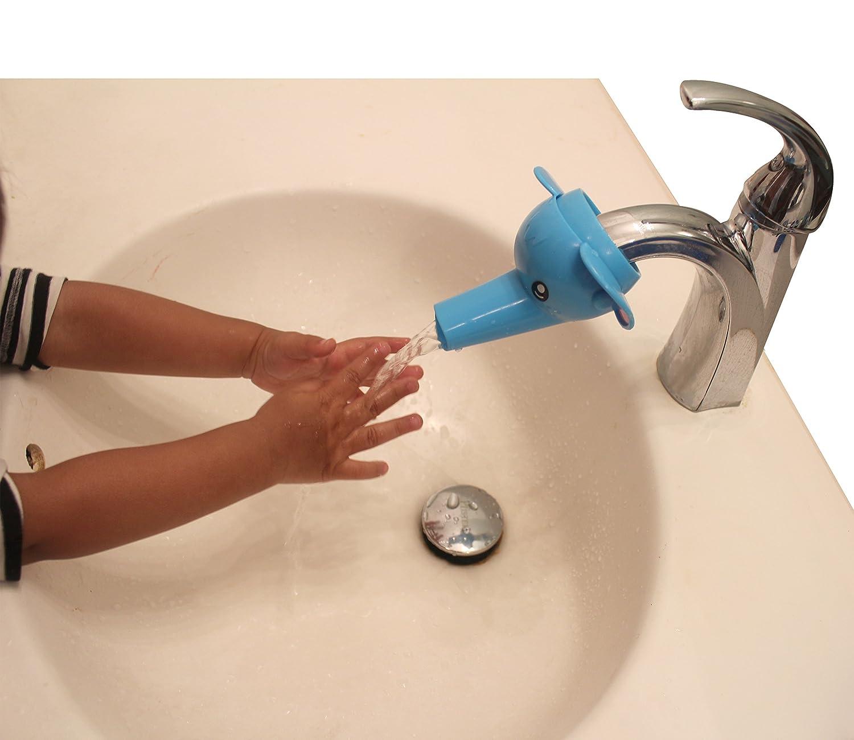 Amazon.com : Faucet Extender Bathroom Sink Handle Extender for ...