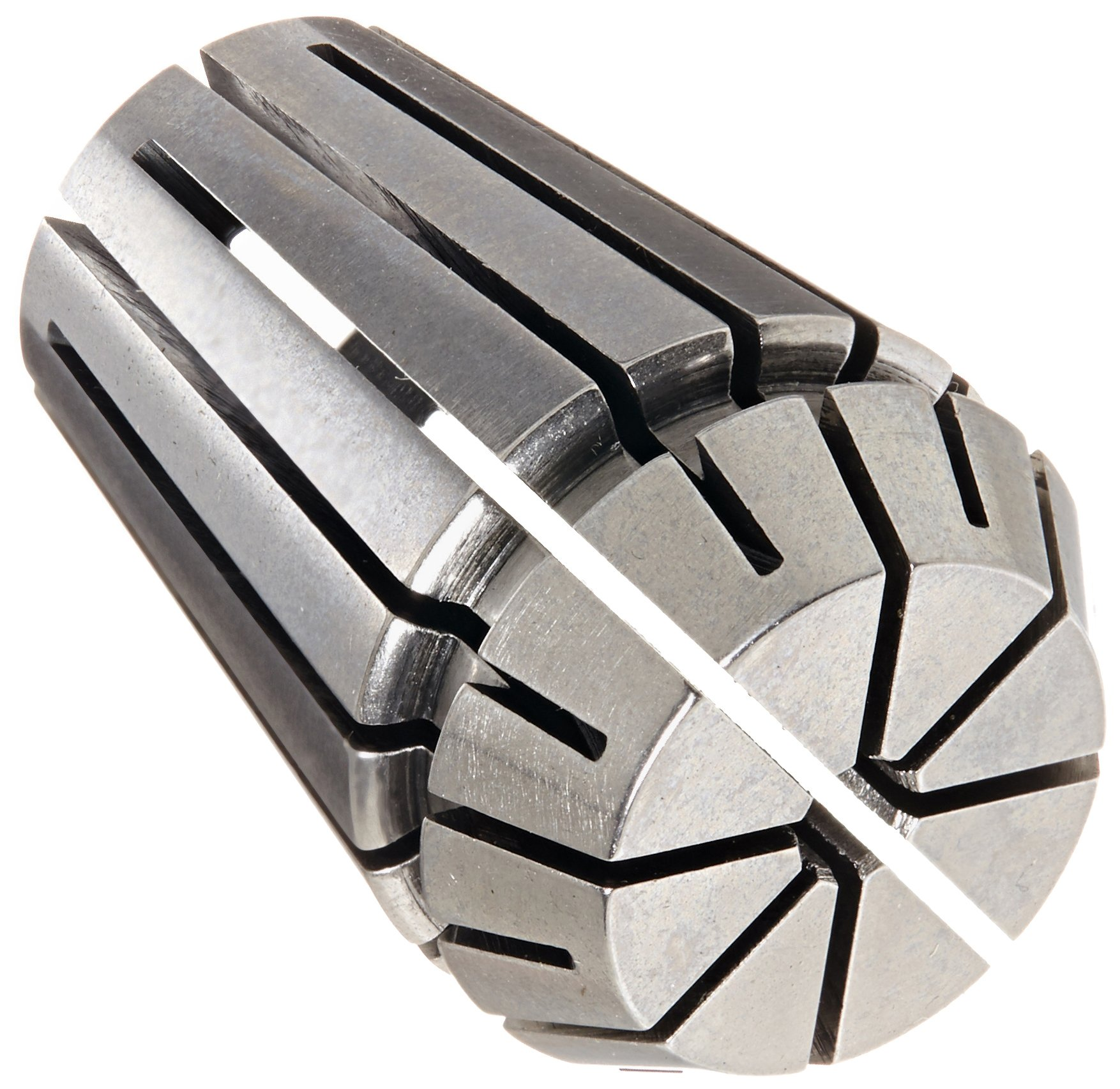 Dorian Tool ER20 Alloy Steel Ultra Precision Collet, 0.087'' - 0.125'' Hole Size