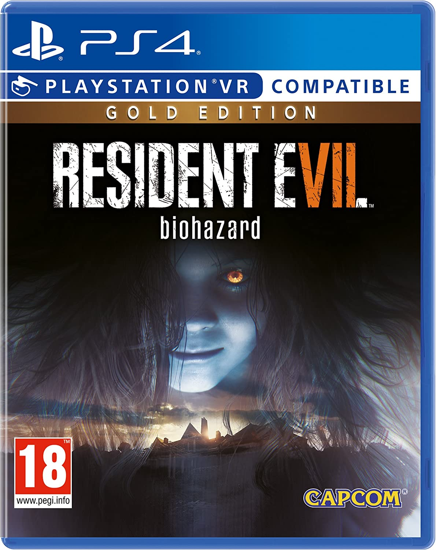 Resident Evil: Biohazard - Gold Edition [PSVR Compatible]: Amazon.es: Videojuegos