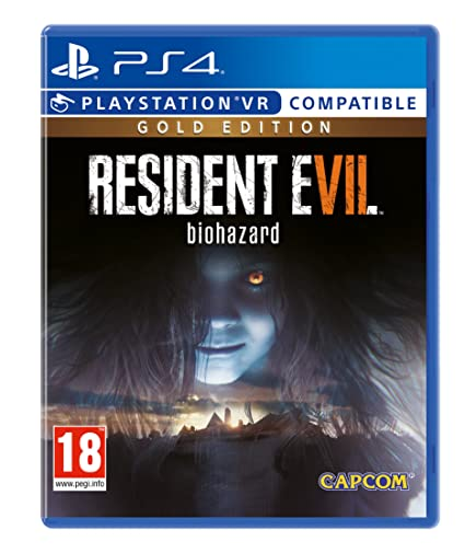 Buy Resident Evil 7: Biohazard - Gold Edition (PS4) Online at Low