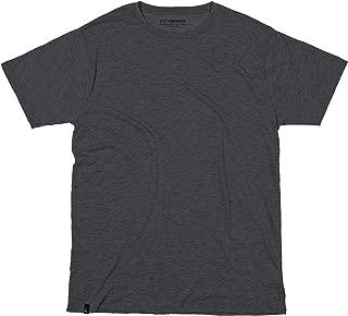 product image for Duckworth Men's Vapor Merino Wool Crew Neck T-Shirt