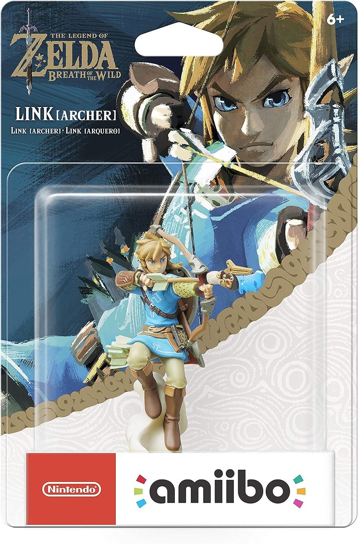 Amazon com: Nintendo amiibo-Link (Rider): Breath of the Wild