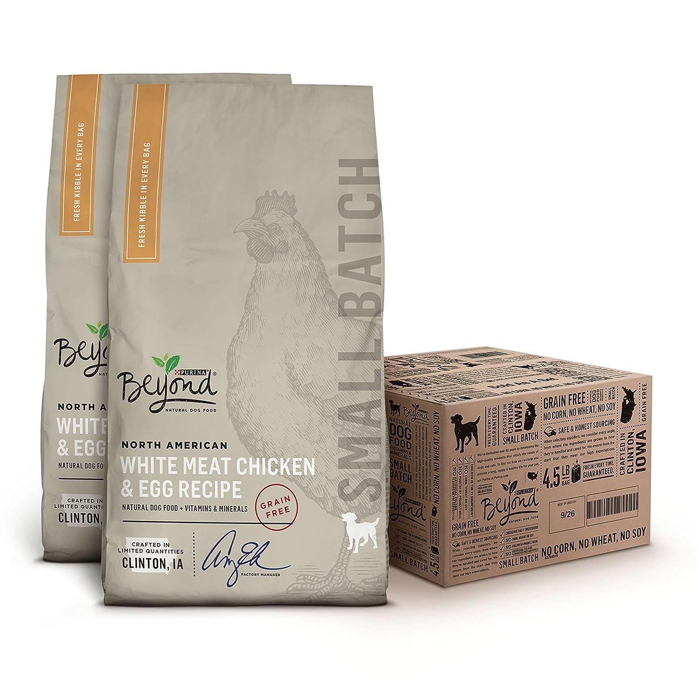 Purina Beyond Small Batch Natural Grain-Free Dry Dog Food