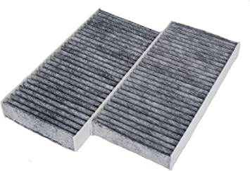 ,Acura RSX 2003-2011 ,CR-V Cabin air filter for Honda Civic ,Element ,Replac CF10135,CP135 2002-2006 2002-2006 Activated Carbon,2 Pack 2001-2005