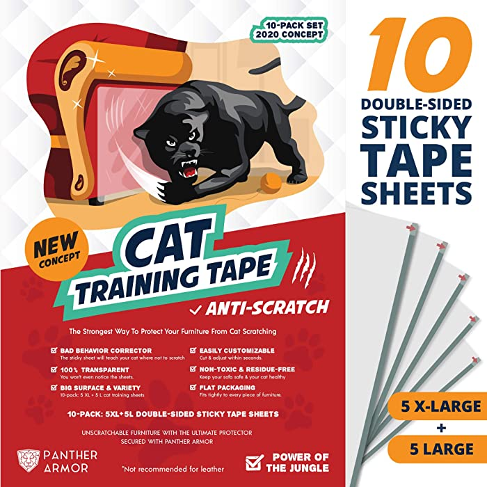 Top 9 Cat Tape For Furniture Clear