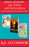 Cozy paranormal mystery box set (Lorna Shadow, Old Sarum Witches, Zee Town)