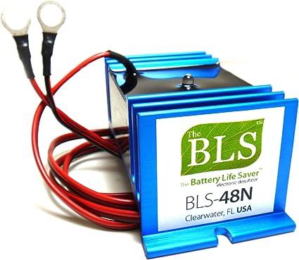 Amazon.com: Batería protector de la vida bls-48 N 48 V ...