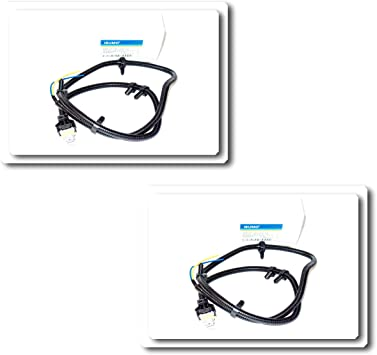 Amazon.com: (2) ABS Wheel Speed Sensor Connector Harness Front Fits:  CHEVROLET IMPALA 2000-2015 IMPALA LIMITED 2014-2015 LUMINA 2000-2001 MONTE  CARLO 2000-2007 UPLANDER 2005-2009 VENTURE 2004-2005: AutomotiveAmazon.com