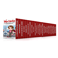 A Mega Collection of Cozy Mysteries & More: 25 Book Box Set (English Edition)