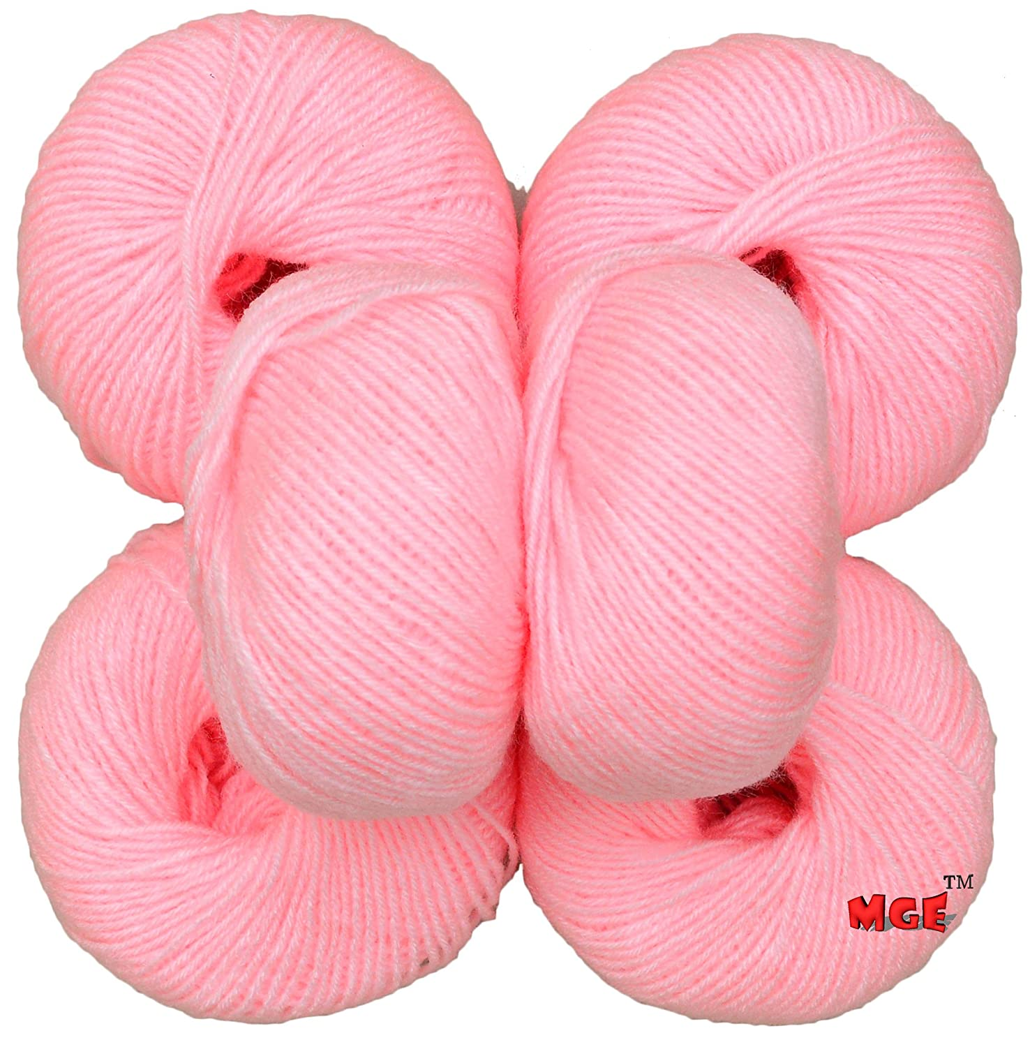 Knitting crochet supplies buy knitting crochet supplies vardhman acrylic knitting wool pack of 6 baby pink magicingreecefo Image collections