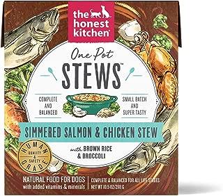 product image for Honest Kitchen Human Grade Wet Dog Food – One Pot Stews, Case of 6