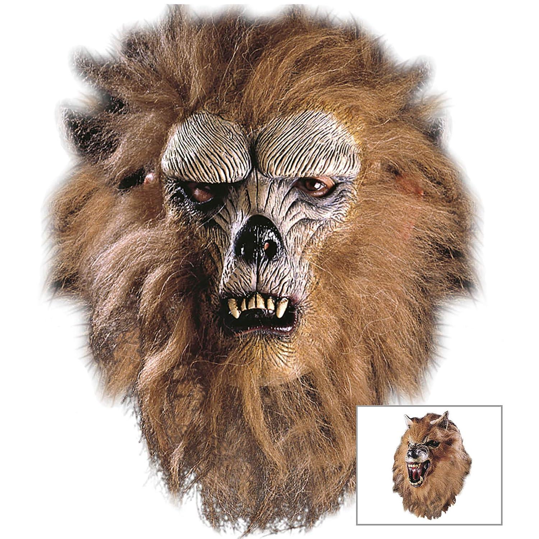 Widmann - Máscara para disfraz de adulto lobo (4578W) , Modelos ...