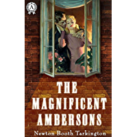 The Magnificent Ambersons book cover