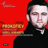 Prokofiev: Symphonies Nos. 3 & 7 (Vol.1)