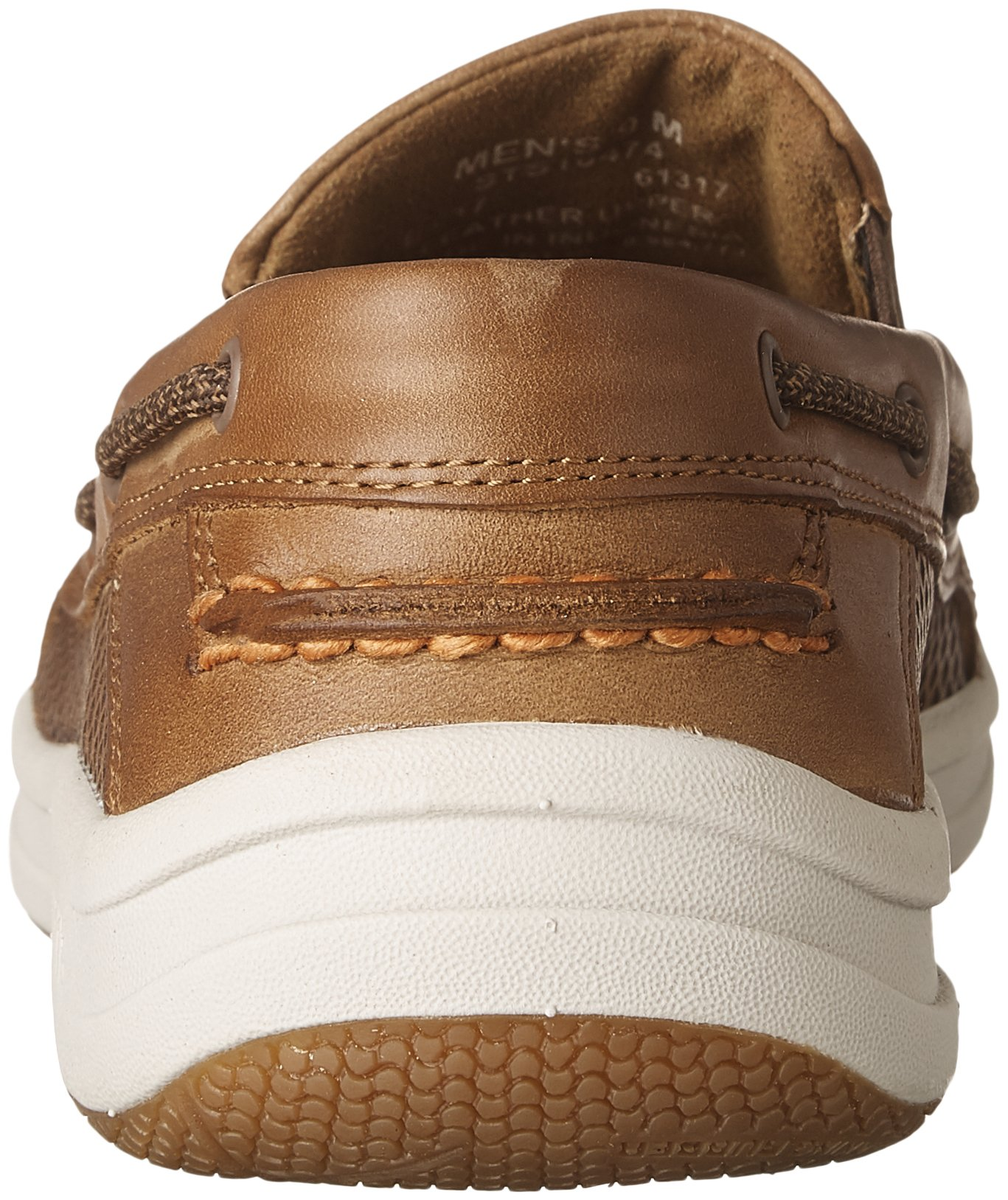 Sperry Top-Sider Men's Gamefish Slip On Boat Shoe, Dark Tan, 10.5 M US by Sperry Top-Sider (Image #2)
