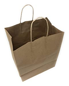 Foodservice Take-Out Bags by Podpaks 25/Pack